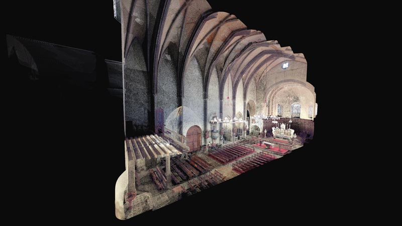L'ABBEYE DE CAUNES MINERVOIS – this is the initial phase of a comprehensive record of the Romanesque abbey